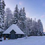 Borealis Point laplander's hut